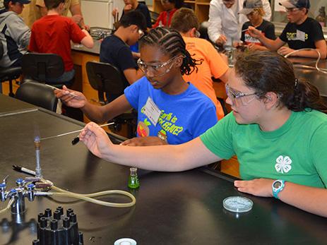 Young Nebraska Scientists